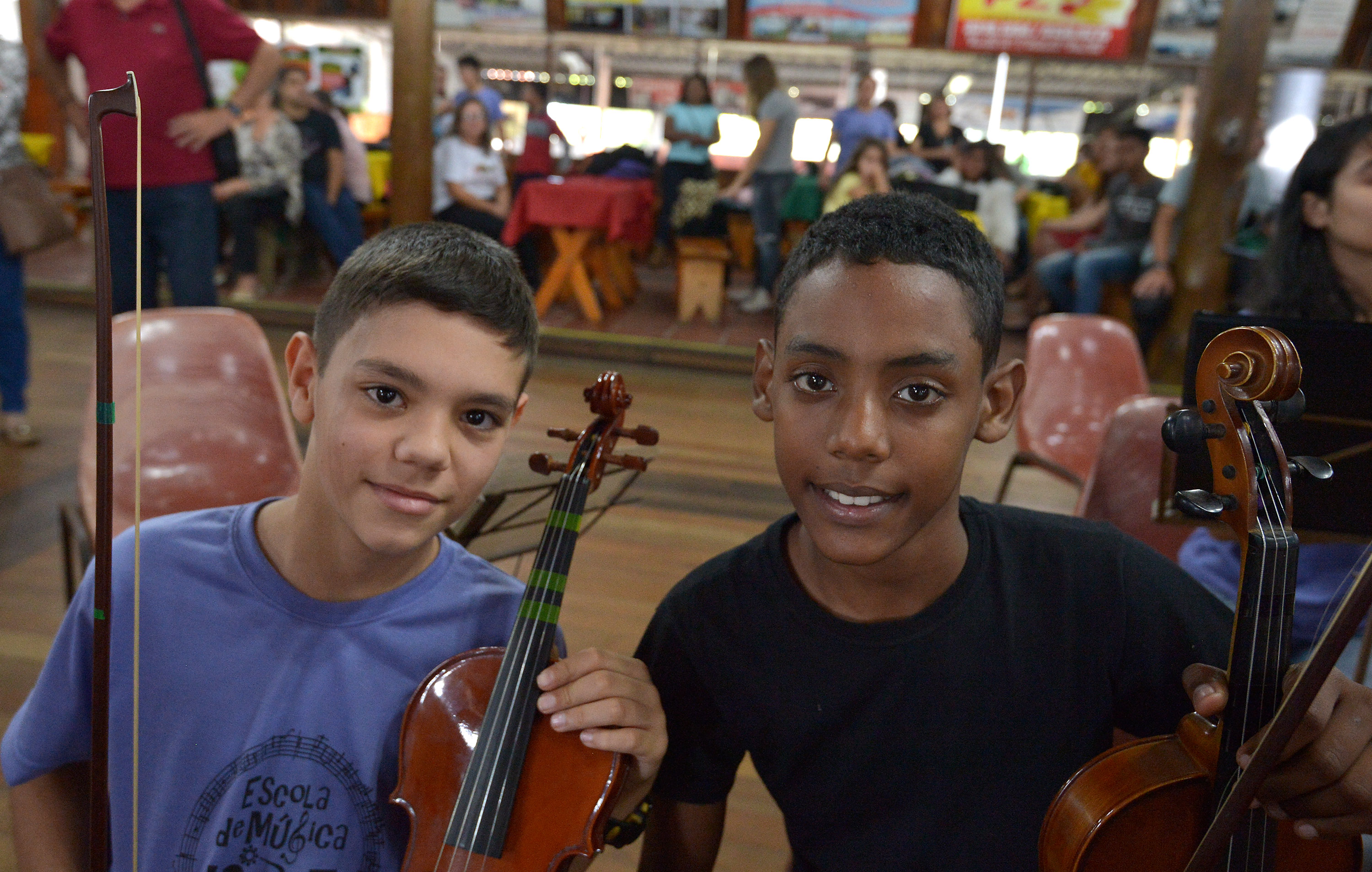 IPDAE young musicians