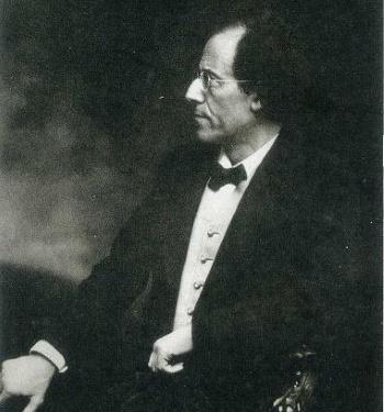 Last official portrait of Mahler (1911, New York)