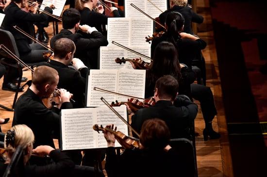 The Boston Philharmonic performs Sibelius