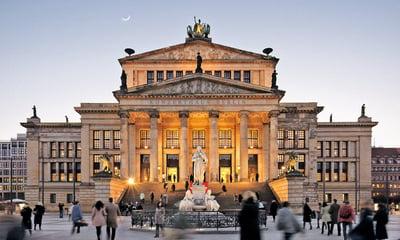 Berlin Konzerthaus (credit - Berlin Visitor's Bureau)