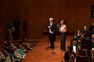 FY18 BPYO Tour - Budapest Pre-Concert Lecture (credit - Paul Marotta)