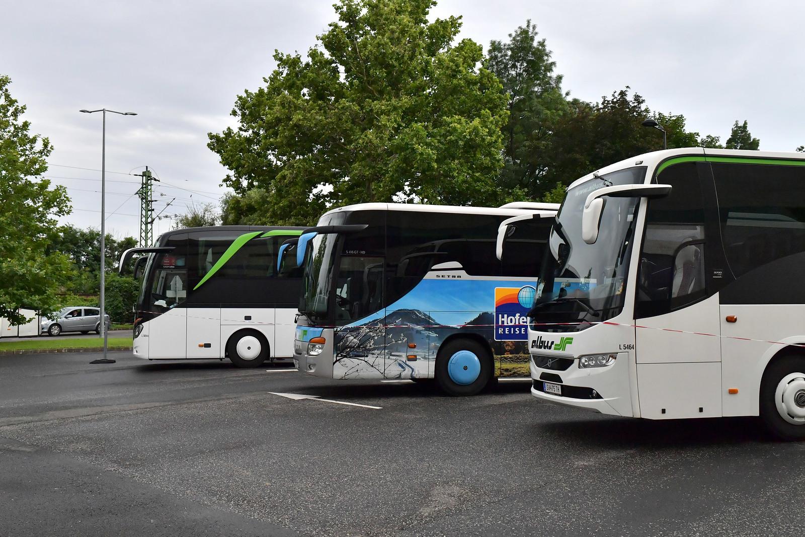FY18 BPYO Tour - Bus Ride to Pecs (credit - Paul Marotta)