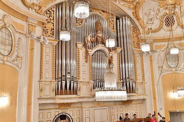 FY18 BPYO Tour - Salzburg Mozarteum 2 (credit - Paul Marotta)