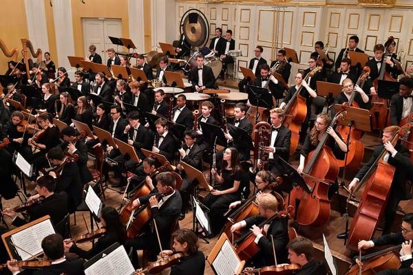 FY18 BPYO Tour - Salzburg Mozarteum 3 (credit - Paul Marotta)