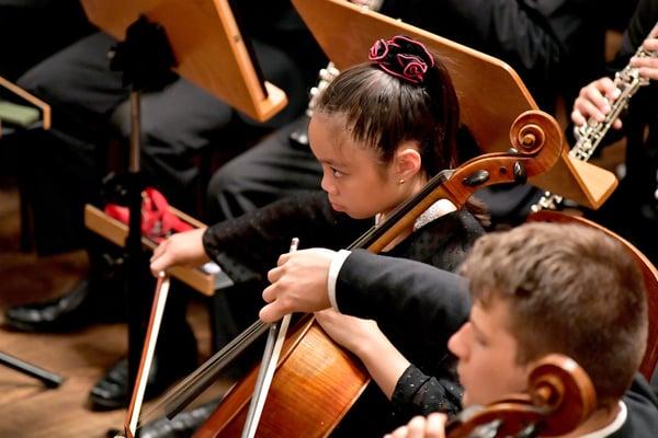 FY18 BPYO Tour - Salzburg Mozarteum 5 (credit - Paul Marotta)