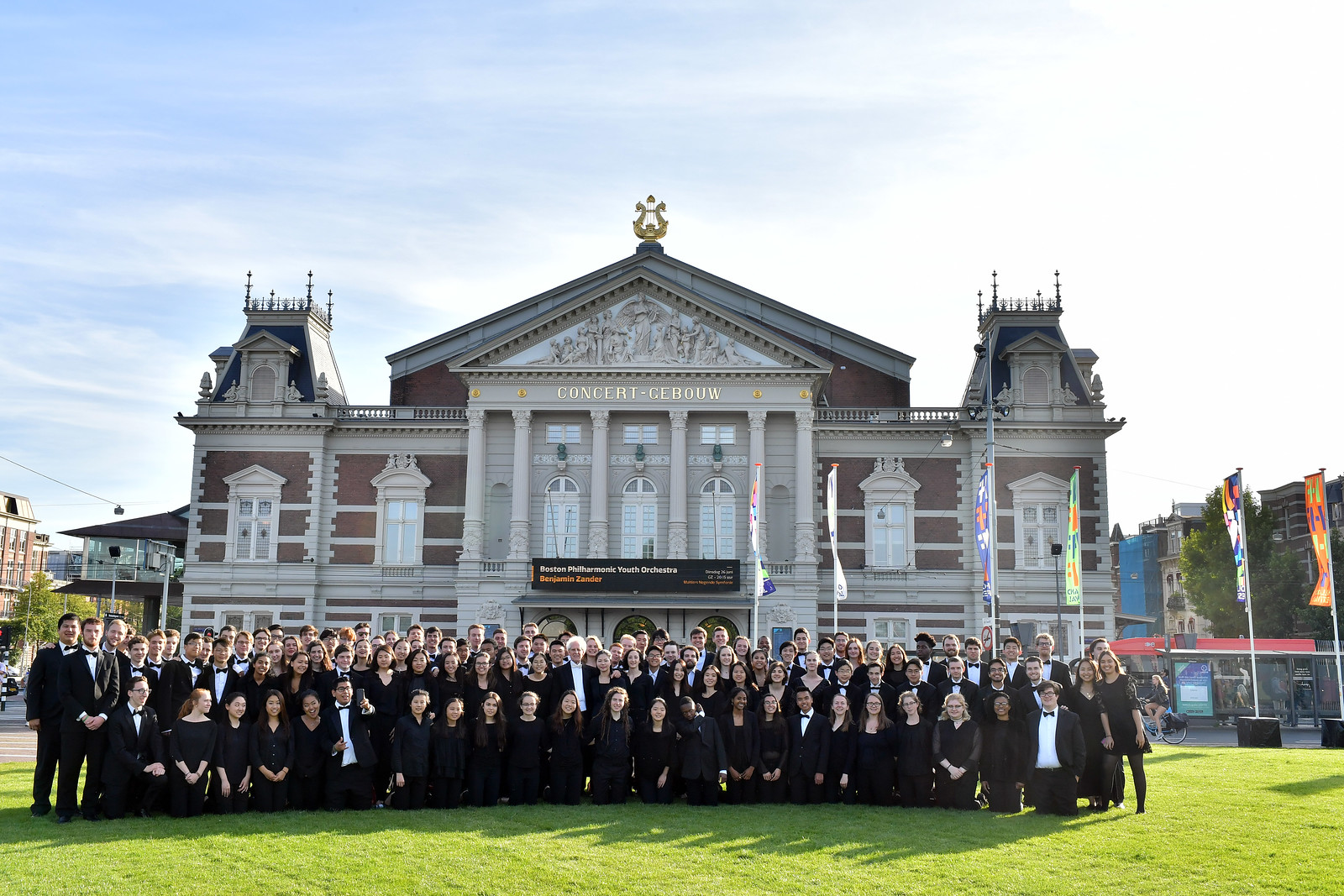 FY18 BPYO Tour - Concertgebouw (credit - Paul Marotta)