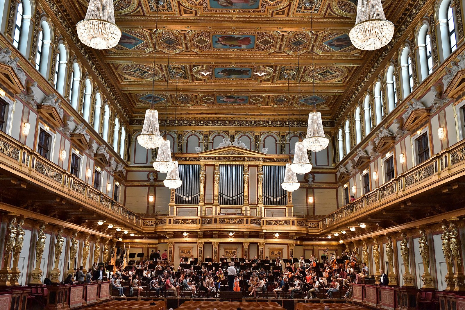 FY18 BPYO Tour - Musikverein (credit - Paul Marotta)