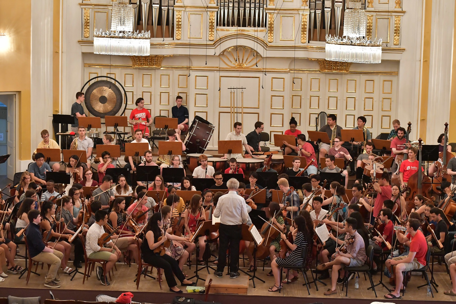FY19 BPYO Tour - Salzburg Mozarteum Dress Rehearsal (credit - Paul Marotta)