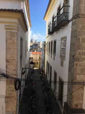 Salvador-Buildings