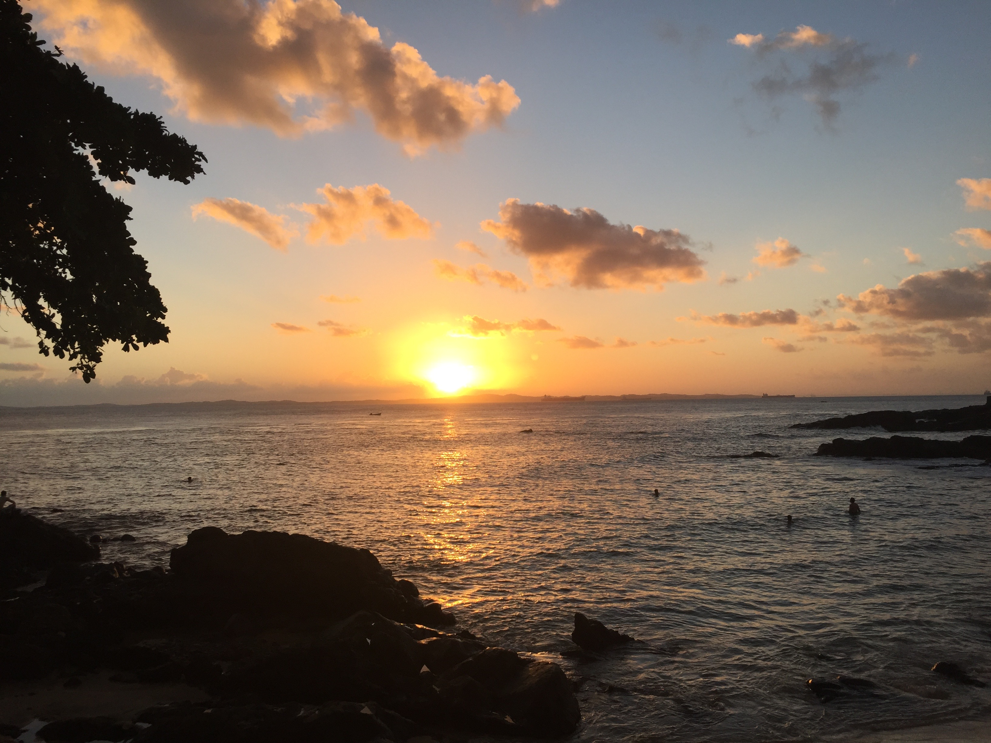 Salvador-sunset