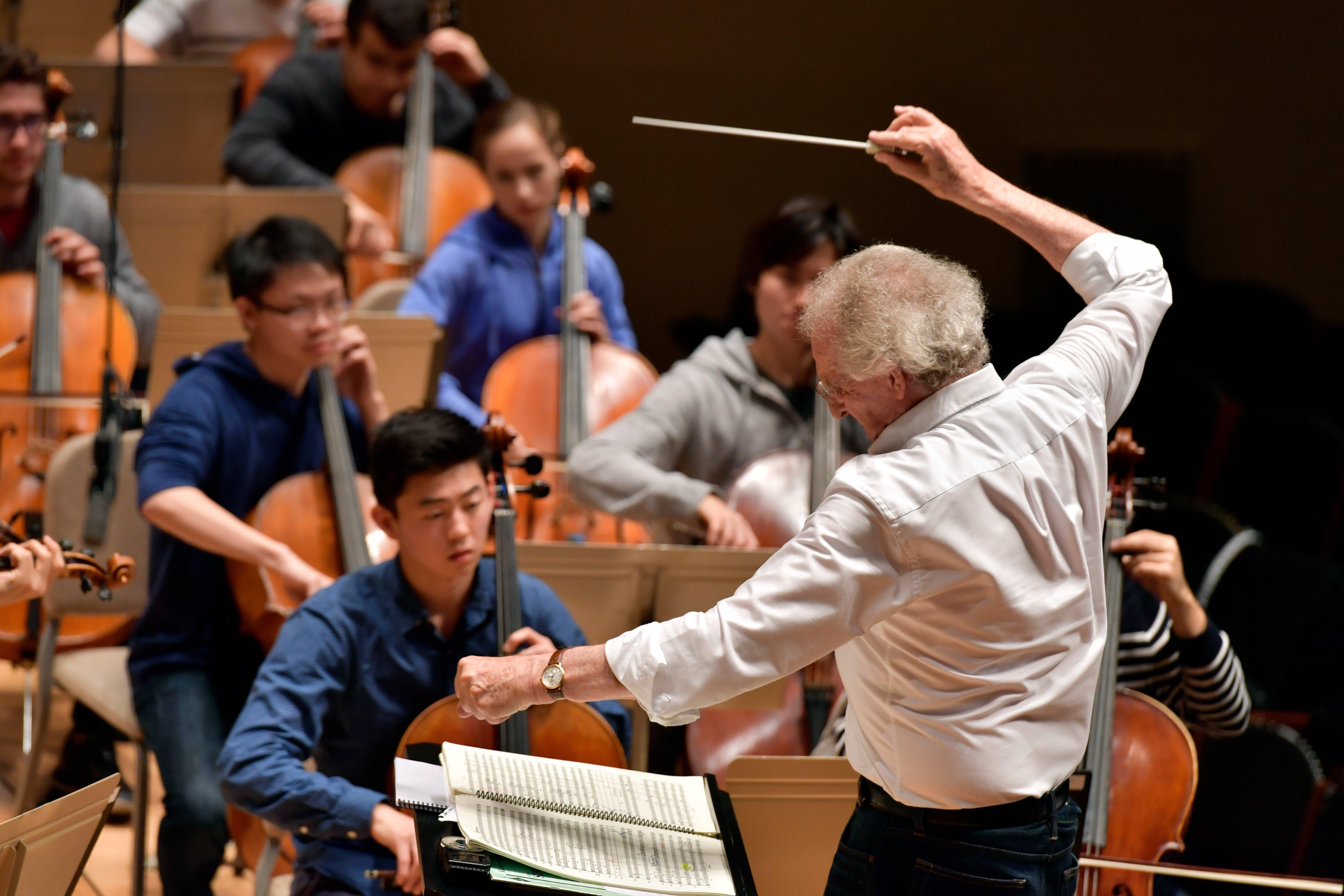 Zander Conducting BPYO